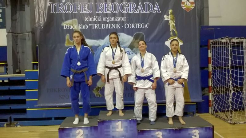 "Međunarodni turnir ""Trofej Beograda"", SC Šumice, 22.04.2017.g."